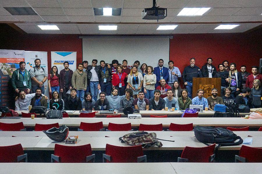 Talleres y charlas fueron parte del XI Workshop de Primavera en la FCI UACh